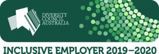 Diversity Council Australia accreditation logo